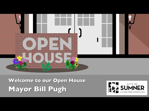 Welcome to the City of Sumner's Open House