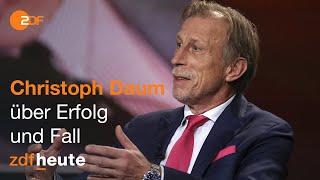 Christoph Daum über Corona und seine Kokain-Affäre | Markus Lanz vom 13. Oktober 2020
