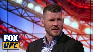 Michael Bisping talks about he recent fight against GSP at UFC 217 | TUF Talk