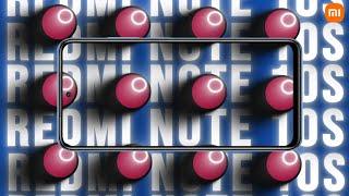 Redmi Note 10S | Challenge your boundaries