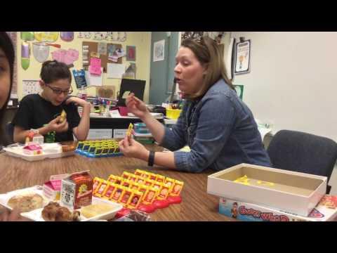 Deep Wood Elementary School 2018 Teacher of the Year: Natalie Driskill