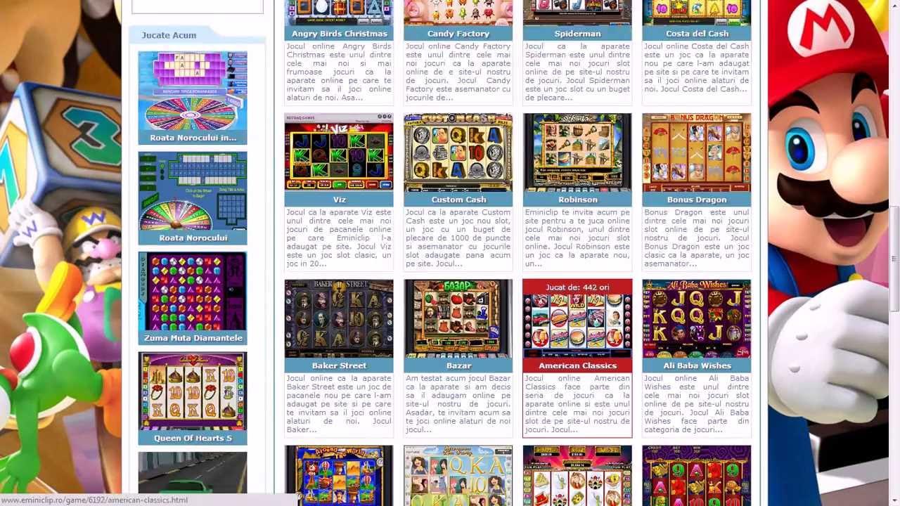 Slot Jocuri Online