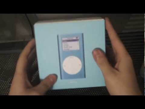Apple ipod mini Unboxing