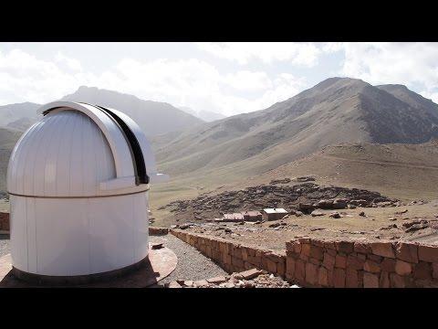 TRAPPIST Nord : inauguration d'un télescope liégeois dans l'Atlas Marocain