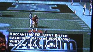 The Frustrated Game Reviewer Nfl QB Club 1998
