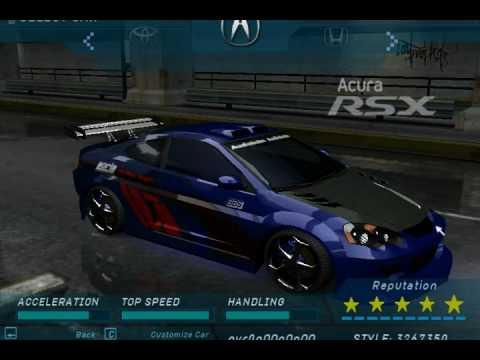Need For Speed - Underground 1 - YouTube