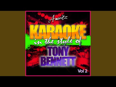 Twelve Days of Christmas (In the Style of Tony Bennett) (Karaoke Version)