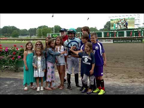 video thumbnail for MONMOUTH PARK 6-1-19 RACE 11