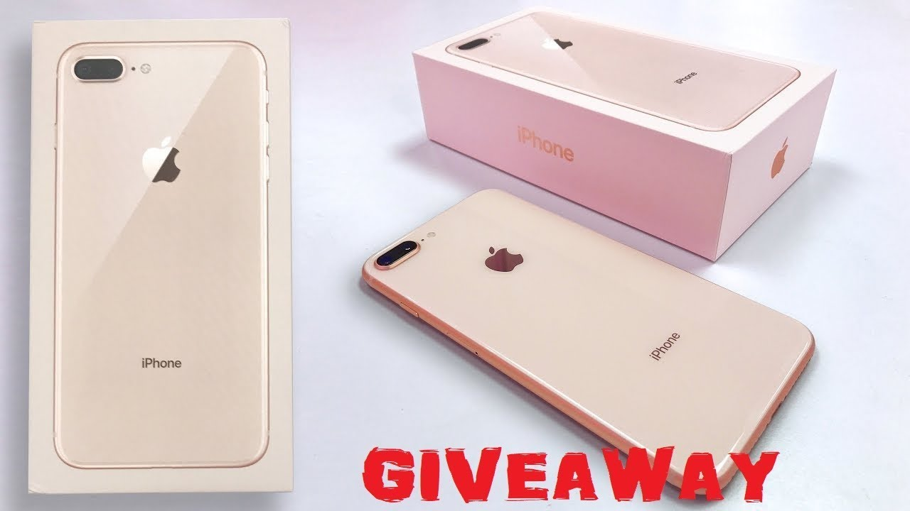 IPHONE 8 PLUS GIVEAWAY INTERNATIONAL CONTEST FOR FREE || FREE GIVEAWAY  IPHONE 8 PLUS PRIZE