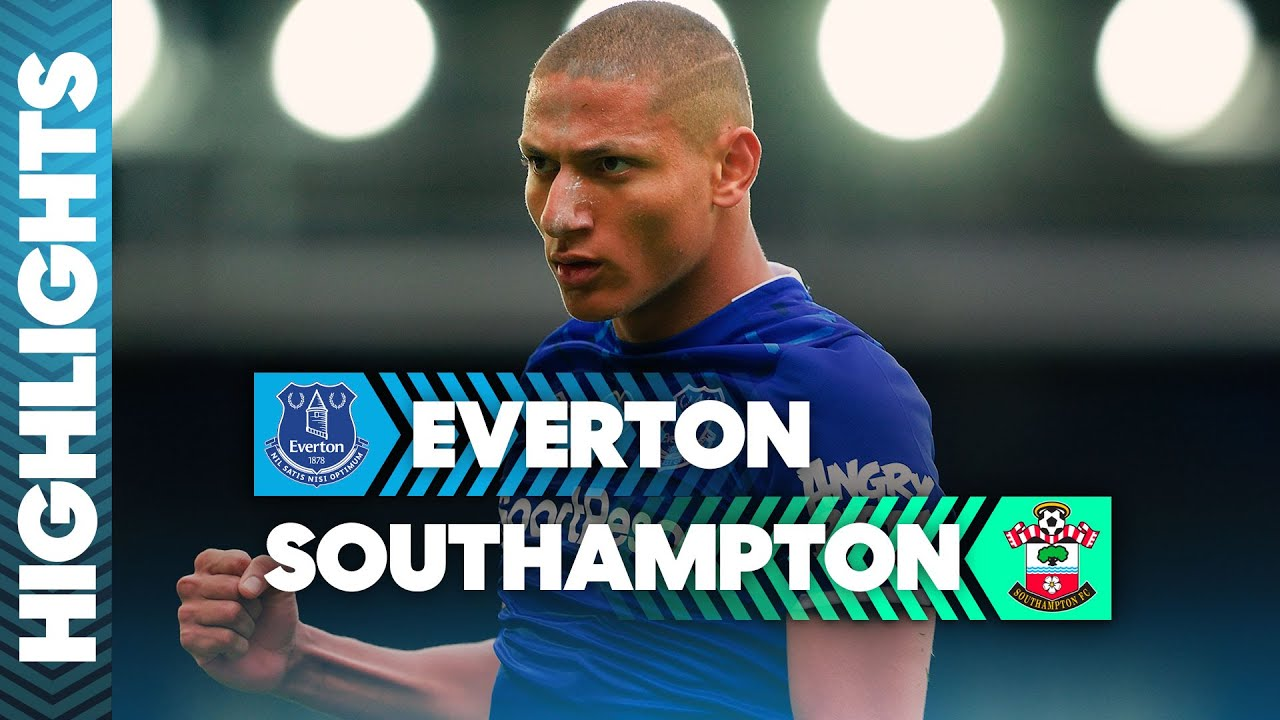 Richarlison Rescues Point for the Toffees! | Everton 1-1 Southampton | Premier League Highlights