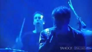Silverstein - In The Dark   Live At Anaheim Yahoo webcast