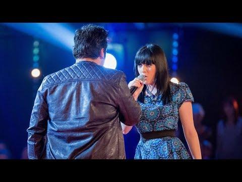 Christina Marie Vs Nathan Amzi: Battle Performance | The Voice UK - BBC