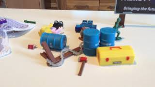 I fill years today and got Roblox toys
