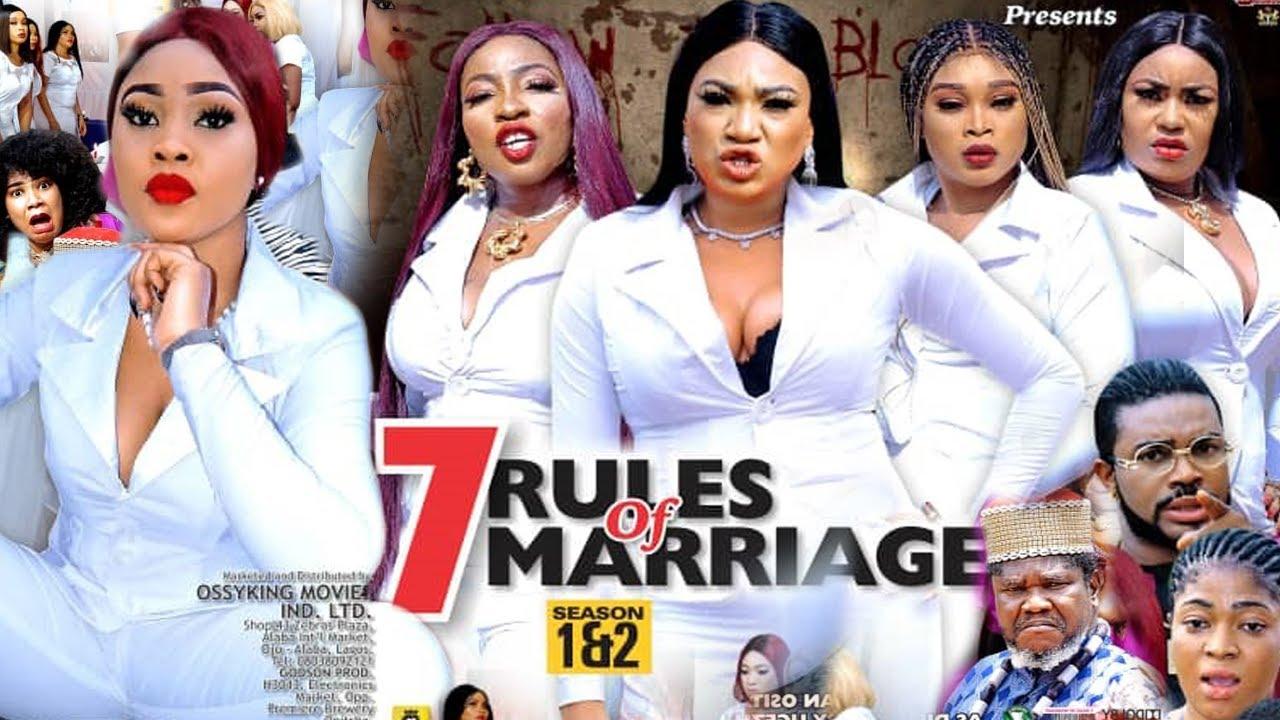 Download 7 RULES OF MARRIAGE SEASON 2{NEW TRENDING MOVIE}-UGEZU J UGEZU|QUEENENTH HILBERT|2021 Nollywood Movi