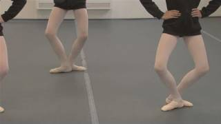 How To Learn The Ballet Chasse