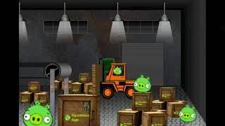 Custom Angry Birds Animation: Pig Factory/La Fábrica de los Cerdos (Video de Dave77748) Fandub