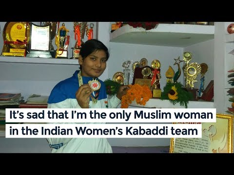 The Story Of The Lone Muslim Player Of The Indian Kabaddi Team