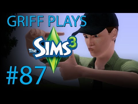 Griff Plays The Sims 3 (Part 87): Suburban Ninjas