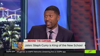 Jalen Rose on importance of Stephen Curry to the Warriors | NBA Countdown