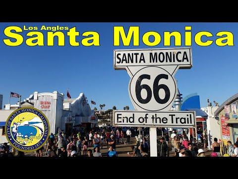 Santa Monica, Los Angeles [Travel] [Things To Do]