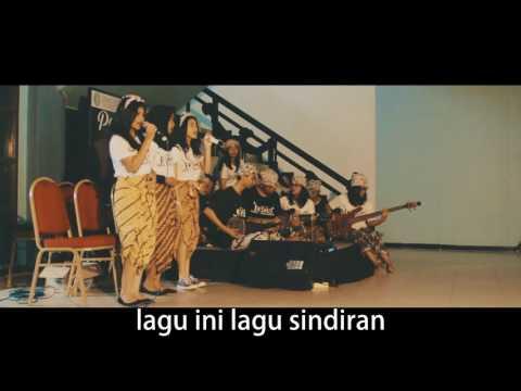 Aku menyanyi with lirik (Eksmus Smepsa) di Dinas pendidikan dan kebudayaan Kukar