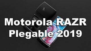 El Motorola Razr Plegable podría ser lanzado en diciembre de este año