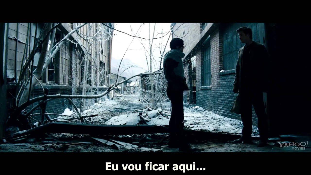 Jogos Vorazes: Em Chamas - Trailer 2 [LEGENDADO] [HD]