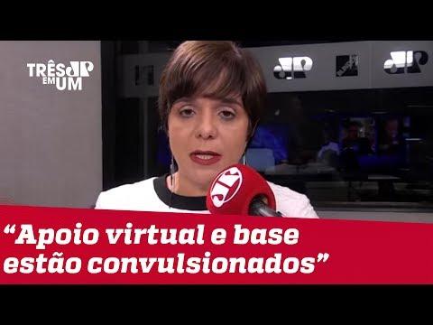 #VeraMagalhães: Divisão na militância virtual assusta o bolsonarismo