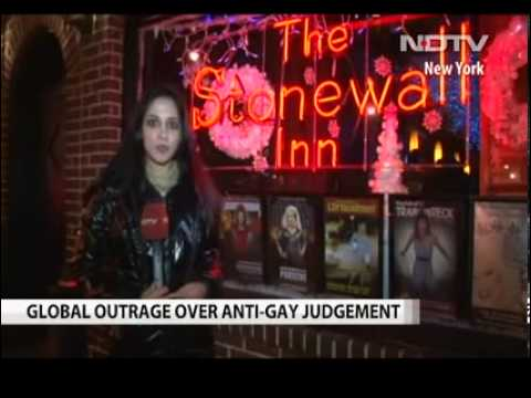 Americans Criticize Indian Supreme Court's Ban on Gay Sex