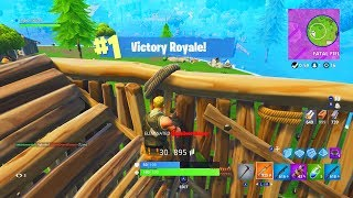 Fortnite Nintendo Switch Gameplay (Victory Royale)
