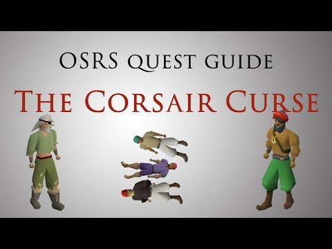 The Corsair Curse Quest Guide
