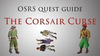 The Corsair Curse Quest Guide