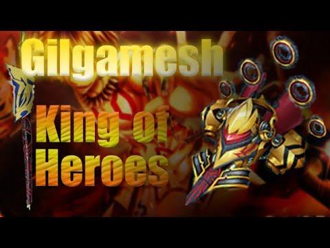 Bang Bang trên zing me – Gilgamesh (King of Heroes)