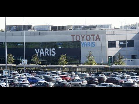 Coronavirus: l'usine Toyota de Valenciennes redémarre
