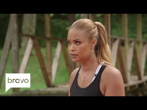 RHOP: Karen Is Going to Set Up Charrisse on a Date with Blue Eyes (Season 3, Episode 7) | Bravo