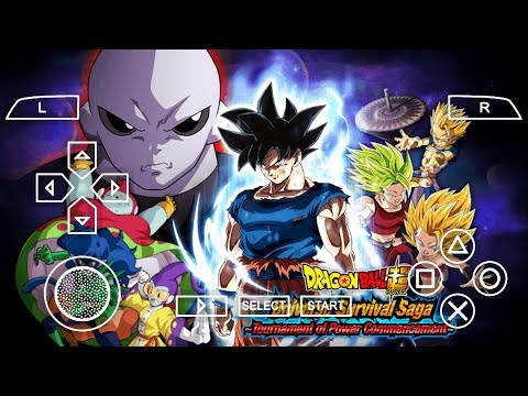 Dragon Ball Z TTT Tournament Of Power On Android