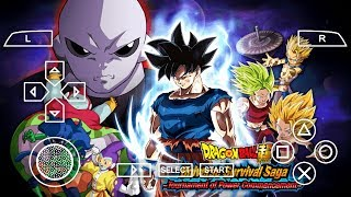 Dragon Ball Z TTT Tournament of Power | Dragon Ball Super Mod Download on Android