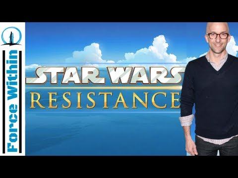 Star Wars Resistance News - Plus Trailer Date Speculation!