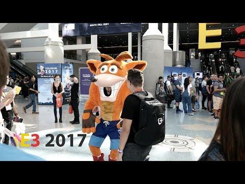 South Park и Crash Bandicoot представлен на E3 2017
