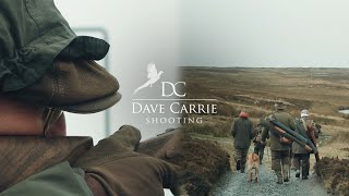 Amazing Grouse 5 Miles From The Curry Capital Of England (Dave Carrie Shooting)