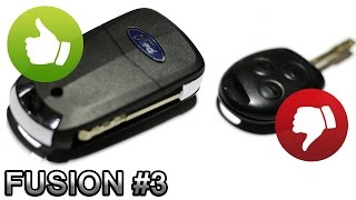 dIY: Flip key for #Ford #Fusion #Mondeo #Focus