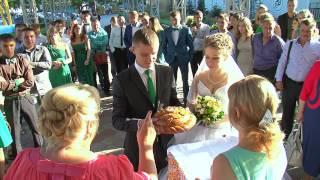 Свадебный клип. Прогулка в дендрарии (с. Горнотаёжное)