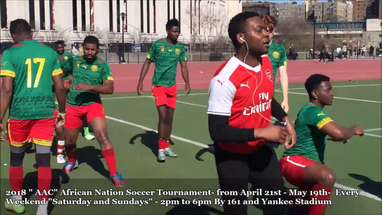 AAC- African Nation Soccer Tournament