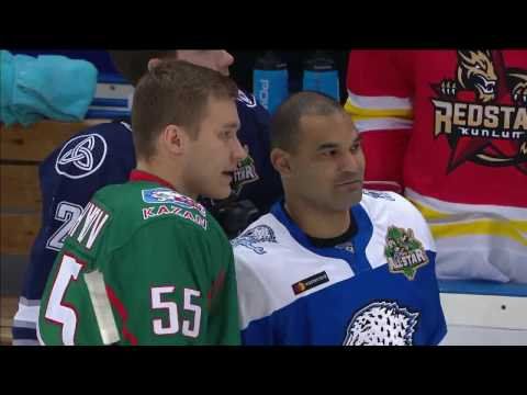 KHL All Star 2017 Super Skills: Shootout contest