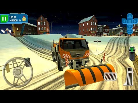 ski resort driving simulator 12 snow plow android. Black Bedroom Furniture Sets. Home Design Ideas