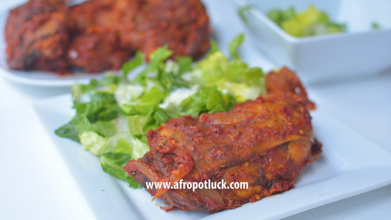 how to make spicy chicken