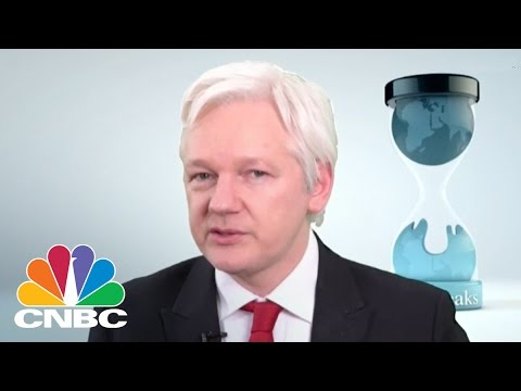 Wikileaks: The CIA Has 'Lost Control' Of Its Cyber Weapons | CNBC