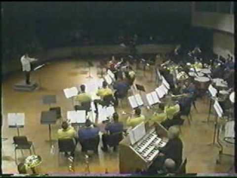 Gustavo Dudamel conducts Fanfare and March by James Stephenson