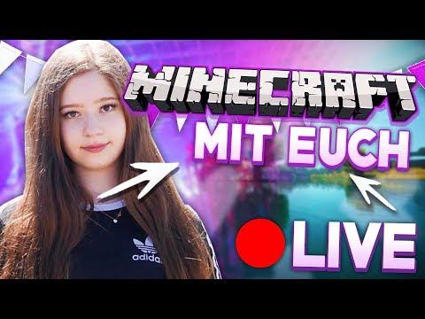 Minecraft & Talk 💜 [+Facecam]