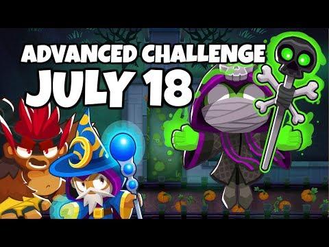 BTD6 Advanced Challenge - Random I - July 18 2019